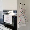 Tea towel XMAS