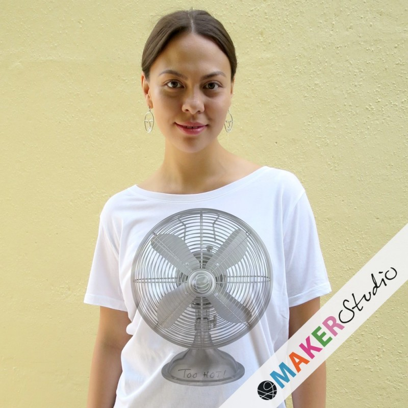 T-shirt TOO HOT !