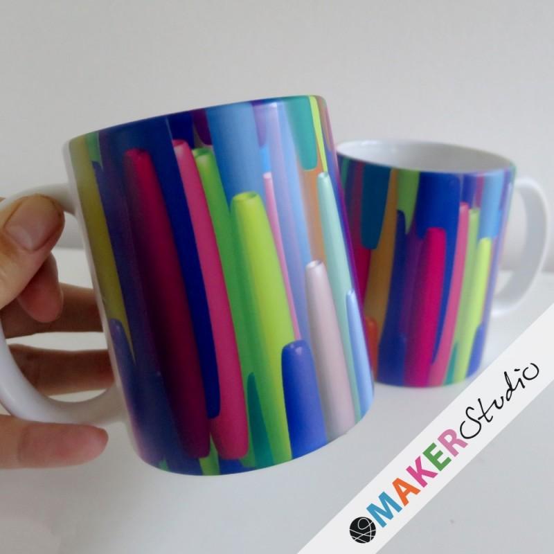 Mug 3D TUBE 2