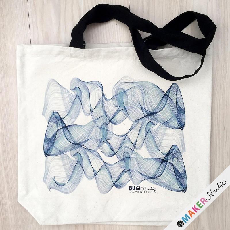 Fair Trade cotton bag made out of 100% cotton