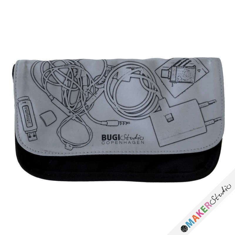 Medium cable Pouch X-Ray