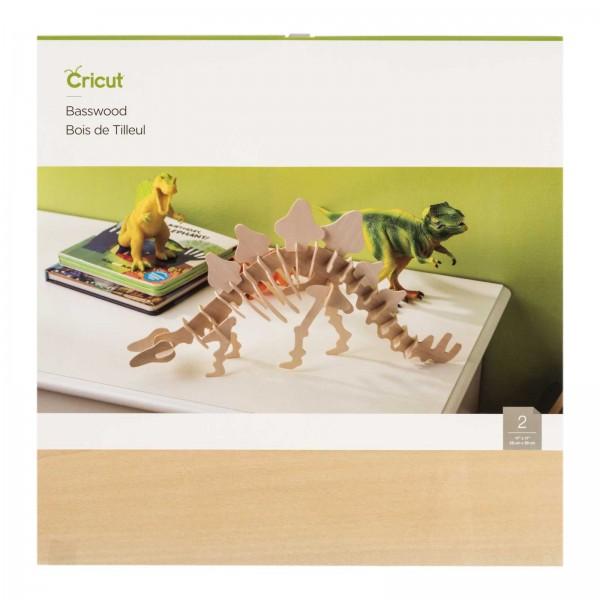 Cricut Basswood 11x11 Inch