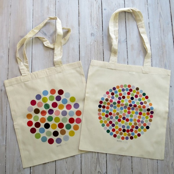 Shopping bag DOTs
