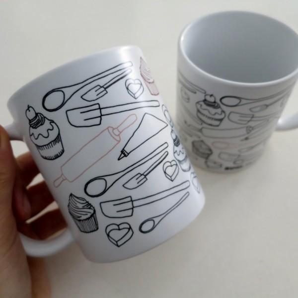 mug BAKE