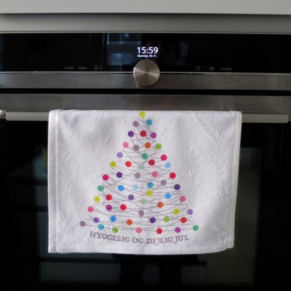 Kitchen Oven Towel XMAS